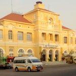 Phnom Penh Post office
