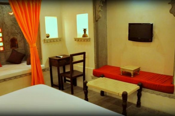 review Madri Haveli Udaipur