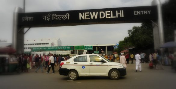 Cashless, Cheaper, Smart way to see Delhi : App based cabs