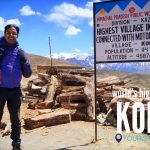 komic world's highest village