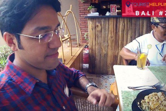 Bali vegetarian food and resorts