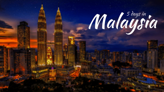 Malaysia for 15000 Rupees