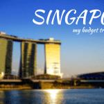 budget trip to Singapore
