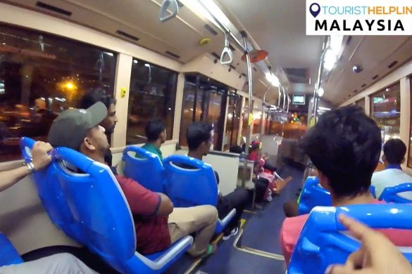 kuala lumpur city buses