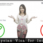 Malaysian e-Visa for Indians