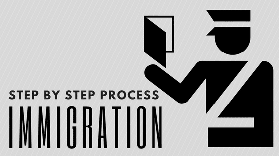 process of immigration