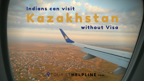 Kazakhstan without visa