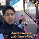 alexandria to Cairo