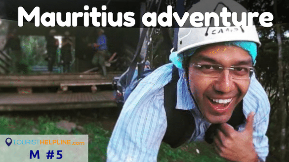 Adventure sports in Mauritius
