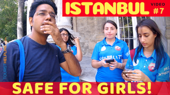 ISTANBUL Safe for Female TOURISTS?