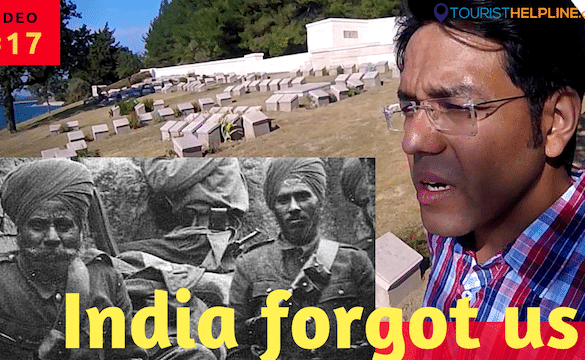Indian soldiers in gallipoli