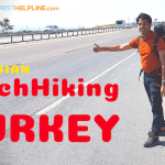 hitchhiking in turkey