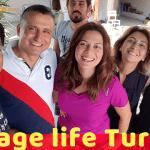 Village life in Turkey
