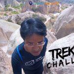 trekking in cappadocia