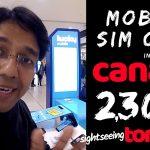 mobile sim canada